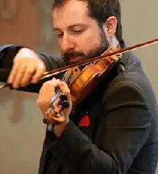 Davide Alogna Presents Poland Premiere of Respighi – Di Vittorio, Violin Concerto (in A Major)