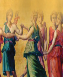 Dance of the Muses Completed around plans of Fourth Symphony's World Premiere