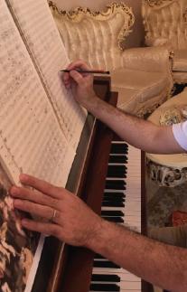 Di Vittorio Completes Fourth Symphony on Ovid's Metamorphoses